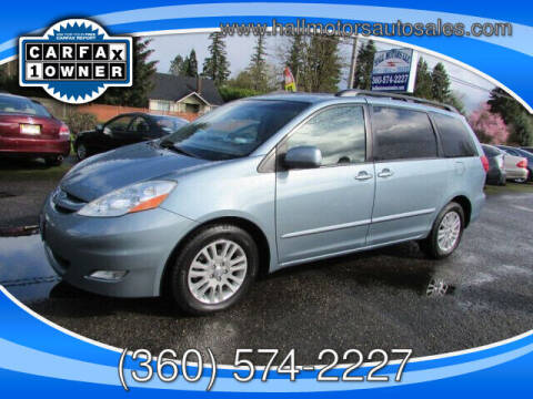 2009 Toyota Sienna for sale at Hall Motors LLC in Vancouver WA