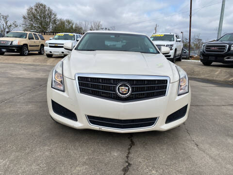 2013 Cadillac ATS for sale at Bobby Lafleur Auto Sales in Lake Charles LA