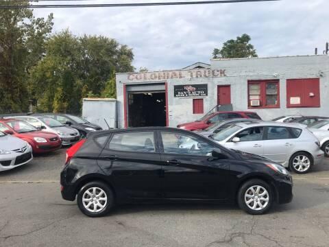 2012 Hyundai Accent for sale at Dan's Auto Sales and Repair LLC in East Hartford CT