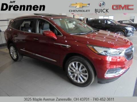 2021 Buick Enclave for sale at Jeff Drennen GM Superstore in Zanesville OH