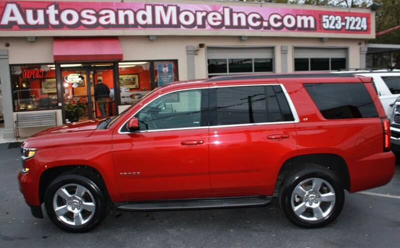 2015 Chevrolet Tahoe for sale at Autos and More Inc in Knoxville TN