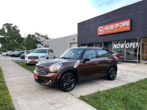 2014 MINI Countryman for sale at HOUSE OF CARS CT in Meriden CT