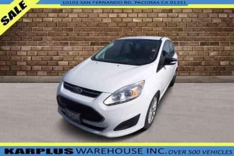 2018 Ford C-MAX Hybrid for sale at Karplus Warehouse in Pacoima CA