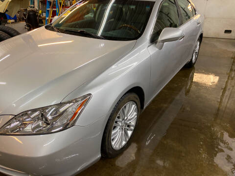 2008 Lexus ES 350 for sale at WHARTON'S AUTO SVC & USED CARS in Wheeling WV