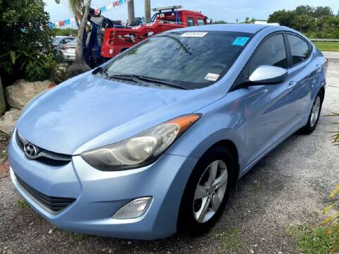 2013 Hyundai Elantra for sale at ROCKLEDGE in Rockledge FL