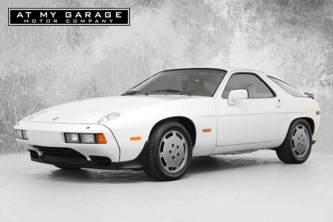 1984 EURO PORSCHE 928 for sale at At My Garage Motors in Arvada CO