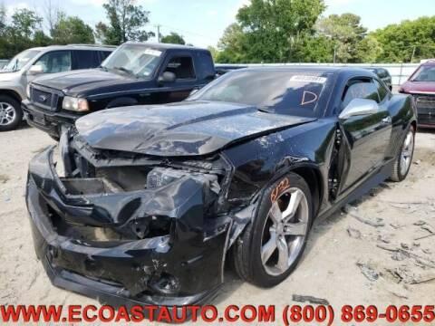 2010 Chevrolet Camaro for sale at East Coast Auto Source Inc. in Bedford VA