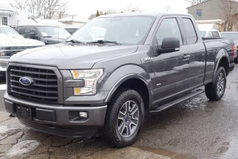 2015 Ford F-150 for sale at Olger Motors, Inc. in Woodbridge NJ