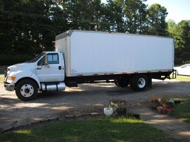 Used Box Trucks For Sale In Buford Ga Carsforsale Com