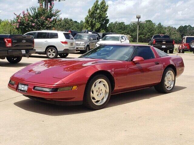 1995 Chevrolet Corvette for sale at Tyler Car  & Truck Center in Tyler TX