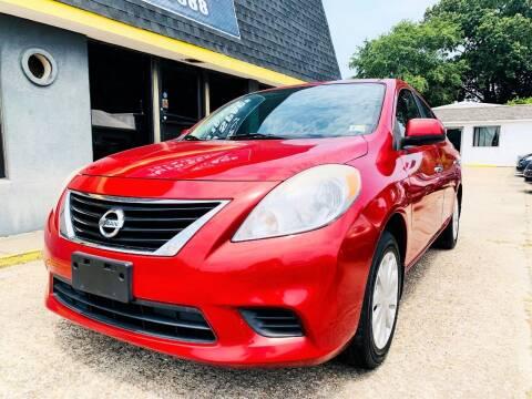 2013 Nissan Versa for sale at Auto Space LLC in Norfolk VA