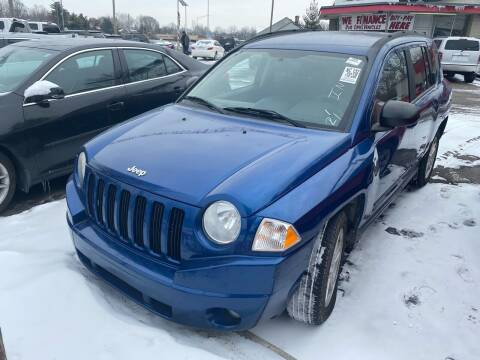 2010 Jeep Compass for sale at Right Place Auto Sales in Indianapolis IN