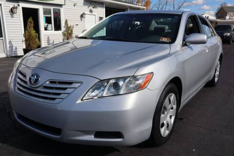2007 Toyota Camry for sale at Randal Auto Sales in Eastampton NJ