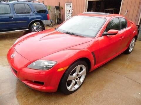 2004 Mazda RX-8 for sale at East Coast Auto Source Inc. in Bedford VA
