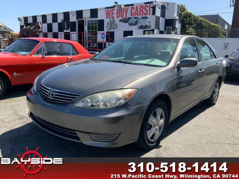 2006 Toyota Camry for sale at BaySide Auto in Wilmington CA