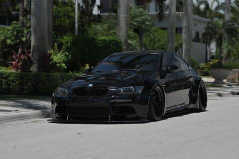 2011 BMW M3 for sale at EURO STABLE in Miami FL
