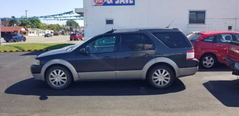 2008 Ford Taurus X for sale at Tower Motors in Brainerd MN
