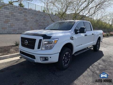 2017 Nissan Titan XD for sale at MyAutoJack.com @ Auto House in Tempe AZ