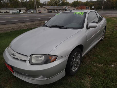 2005 Chevrolet Cavalier for sale at John's Auto Sales in Council Bluffs IA
