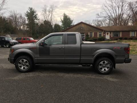 2012 Ford F-150 for sale at Lou Rivers Used Cars in Palmer MA