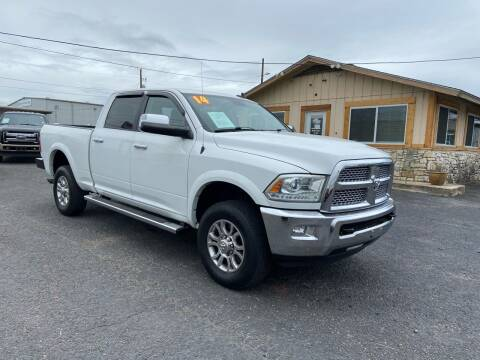 2014 RAM Ram Pickup 2500 for sale at The Trading Post in San Marcos TX