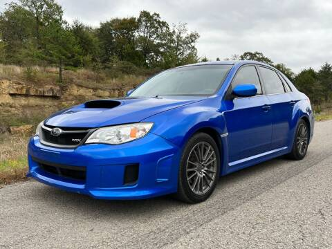 2014 Subaru Impreza for sale at TINKER MOTOR COMPANY in Indianola OK