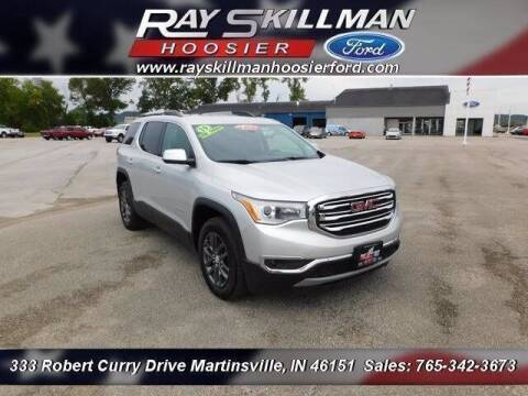 2019 GMC Acadia for sale at Ray Skillman Hoosier Ford in Martinsville IN