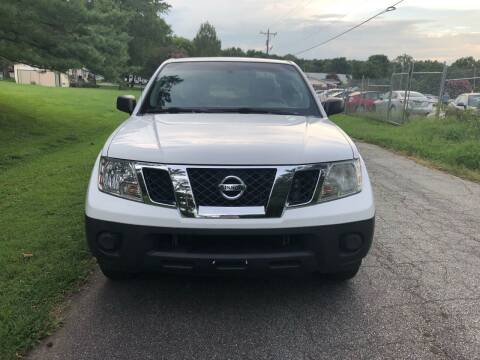 2009 Nissan Frontier for sale at Speed Auto Mall in Greensboro NC