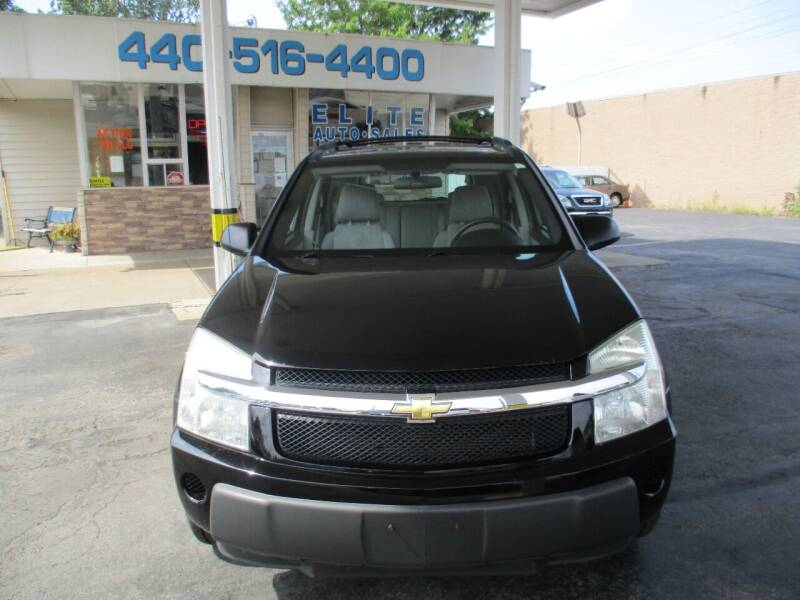 2006 Chevrolet Equinox for sale at Elite Auto Sales in Willowick OH