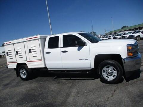 2015 Chevrolet Silverado 2500HD for sale at GOWEN WHOLESALE AUTO in Lawrenceburg TN
