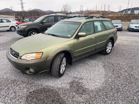 2006 Subaru Outback for sale at Bailey's Auto Sales in Cloverdale VA