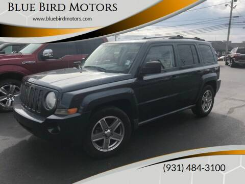 2007 Jeep Patriot for sale at Blue Bird Motors in Crossville TN