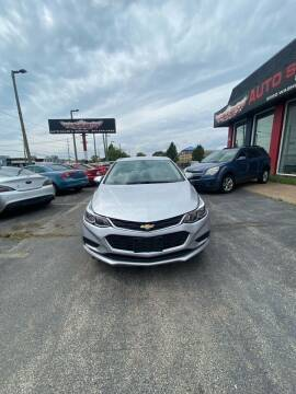 2016 Chevrolet Cruze for sale at Washington Auto Group in Waukegan IL