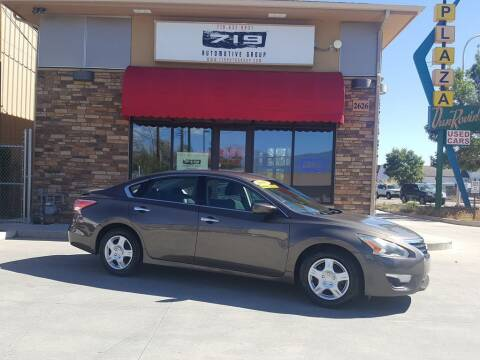 2015 Nissan Altima for sale at 719 Automotive Group in Colorado Springs CO