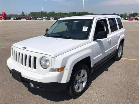 2014 Jeep Patriot for sale at Auto Sales & Service Wholesale in Indianapolis IN
