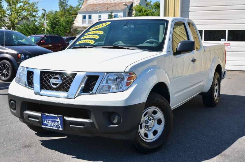 2017 Nissan Frontier for sale at Lighthouse Motors Inc. in Pleasantville NJ