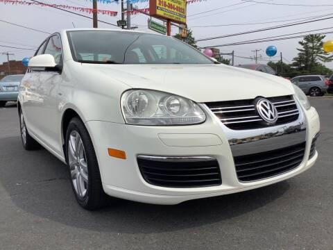 2007 Volkswagen Jetta for sale at Active Auto Sales in Hatboro PA