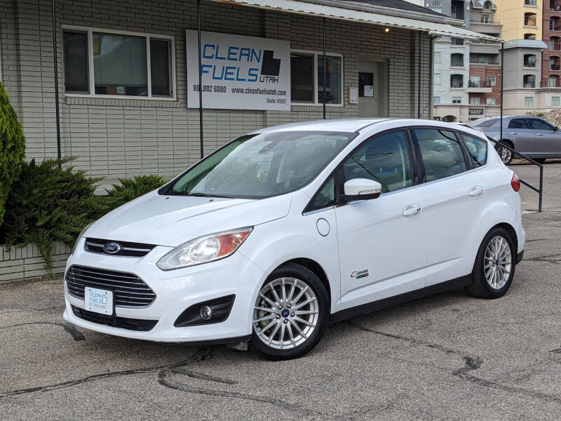 2013 Ford C-MAX Energi for sale at Clean Fuels Utah - SLC in Salt Lake City UT