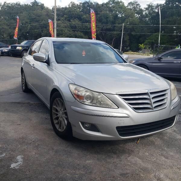 2011 Hyundai Genesis for sale at 4 Guys Auto in Tampa FL