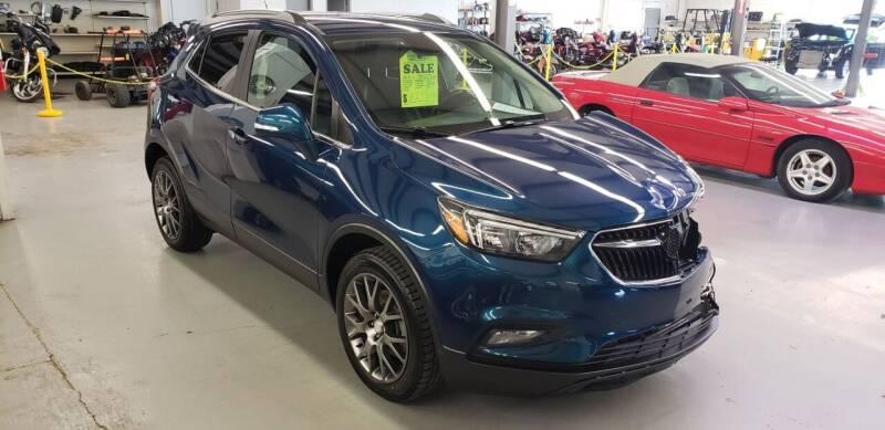 2019 Buick Encore for sale at Adams Enterprises in Knightstown IN