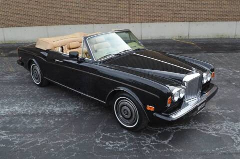 1985 Rolls-Royce Corniche for sale at NJ Enterprises in Indianapolis IN