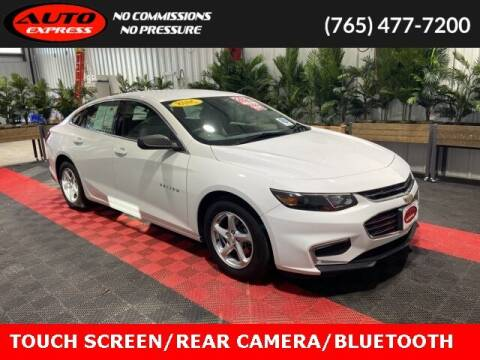 2018 Chevrolet Malibu for sale at Auto Express in Lafayette IN