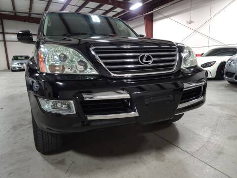 2004 Lexus GX 470 for sale at Monaco Motor Group in Orlando FL