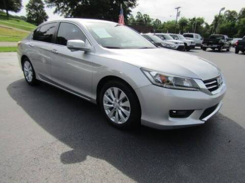 2015 Honda Accord for sale at Specialty Car Company in North Wilkesboro NC