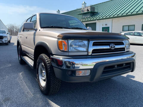 1999 Toyota 4Runner for sale at Waltz Sales LLC in Gap PA