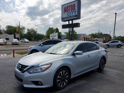 2018 Nissan Altima for sale at Motor City Sales in Wichita KS