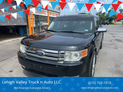 2010 Ford Flex for sale at Lehigh Valley Truck n Auto LLC. in Schnecksville PA