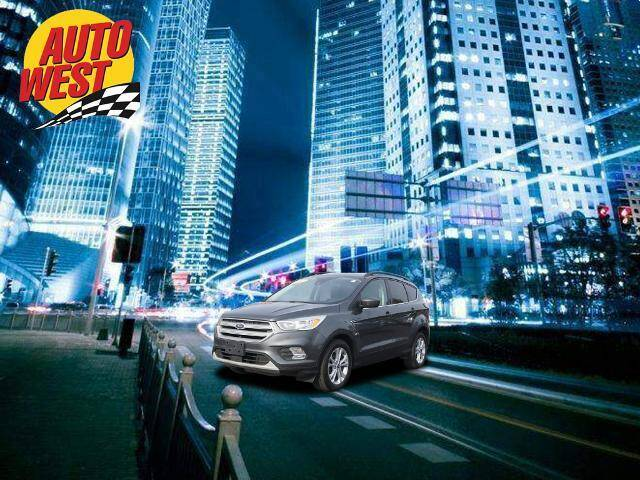2018 Ford Escape for sale at Autowest of GR in Grand Rapids MI