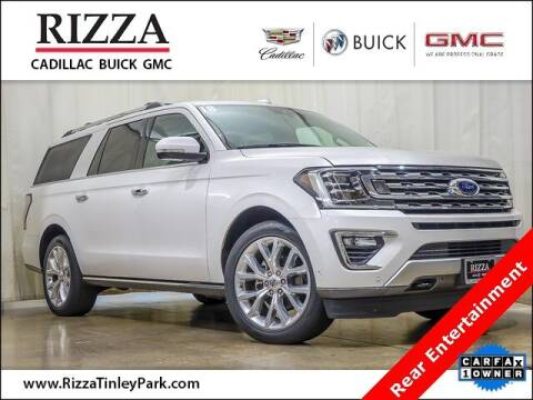 2018 Ford Expedition MAX for sale at Rizza Buick GMC Cadillac in Tinley Park IL