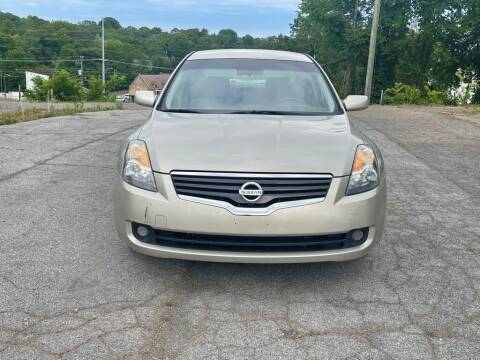 2009 Nissan Altima for sale at Car ConneXion Inc in Knoxville TN